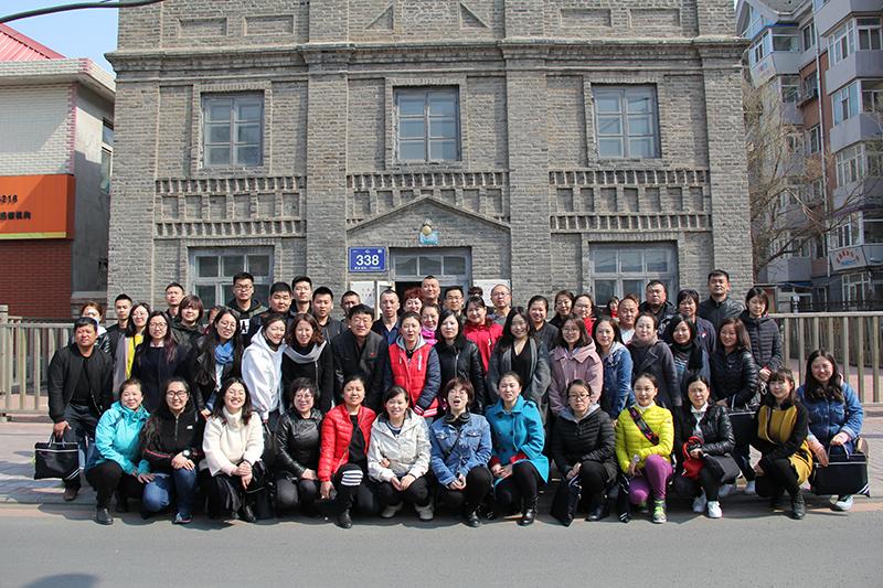 宽城区入党积极分子参观中共在长春的第一个地下通讯站.JPG
